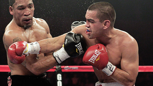Carlos Molina vs. Cory Spinks (SPA)