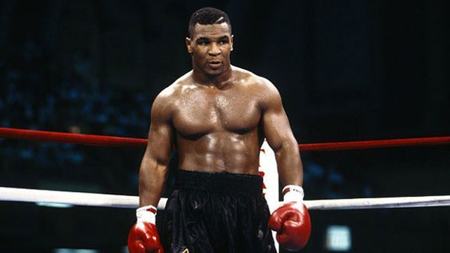 Mike Tyson vs. Various Boxers (re-air)