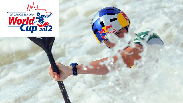 Canoe Slalom World Cup - Slovakia