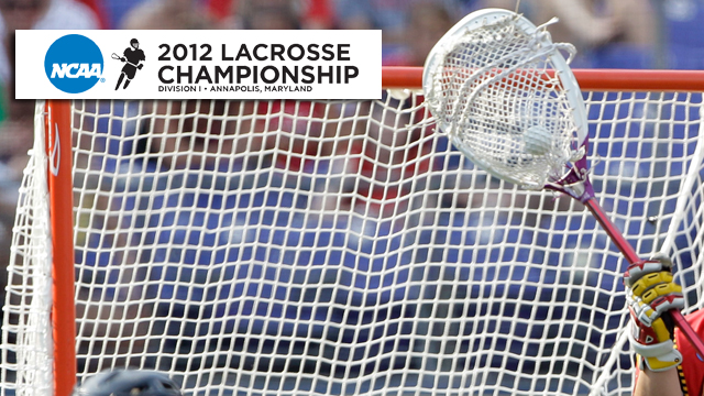 2012 NCAA Division I Men's Lacrosse Selection Show