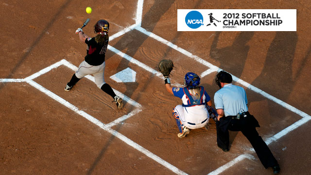 2012 NCAA Division I Softball Championship Selection Show presented by Capital One