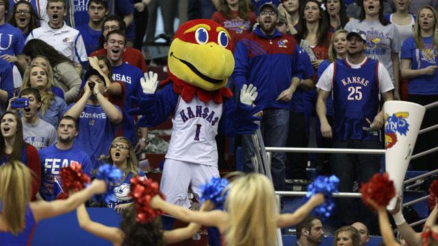 Kansas Basketball: Late Night IN The Phog