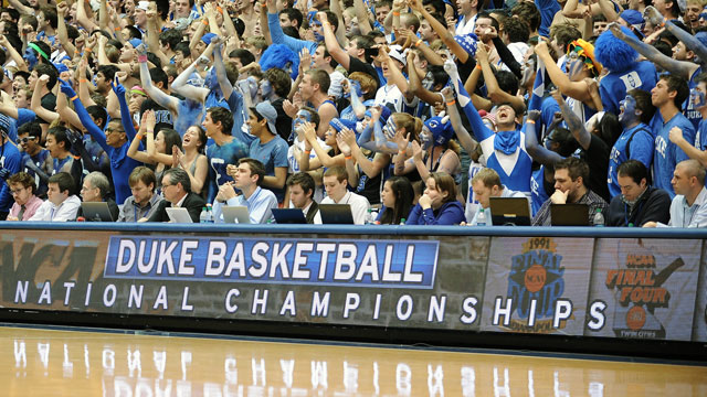 Duke Basketball: Countdown To Craziness