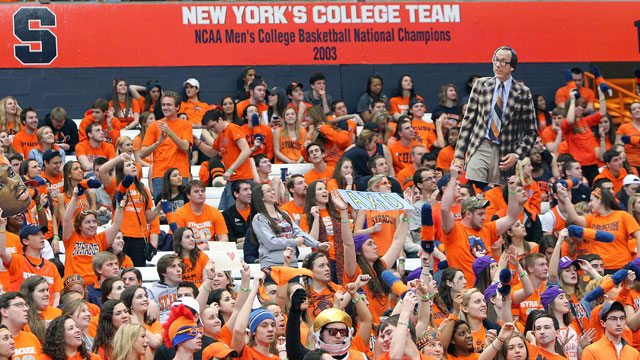 Syracuse Basketball: Orange Madness