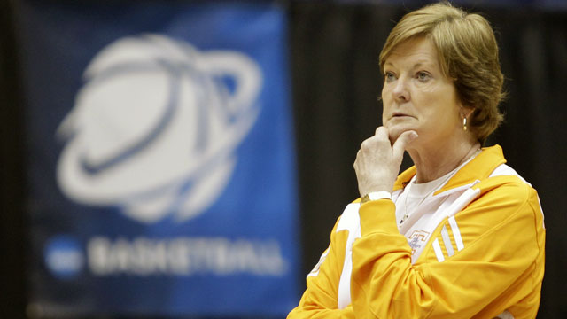 Pat Summitt Press Conference
