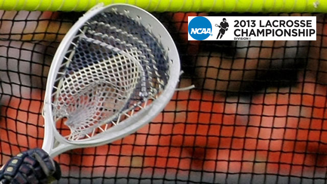 NCAA Men's Lacrosse Championship Update