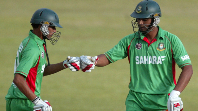 Cricket - New Zealand vs. Bangladesh: 2012 ICC World T20