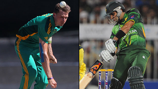 South Africa vs. Pakistan