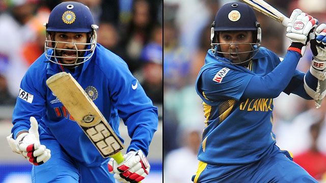 India vs. Sri Lanka (Semifinal #2)