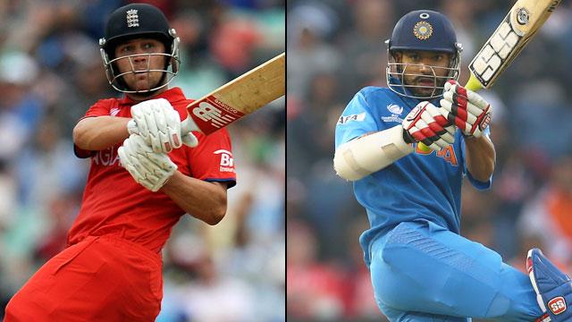 England vs. India (Final)