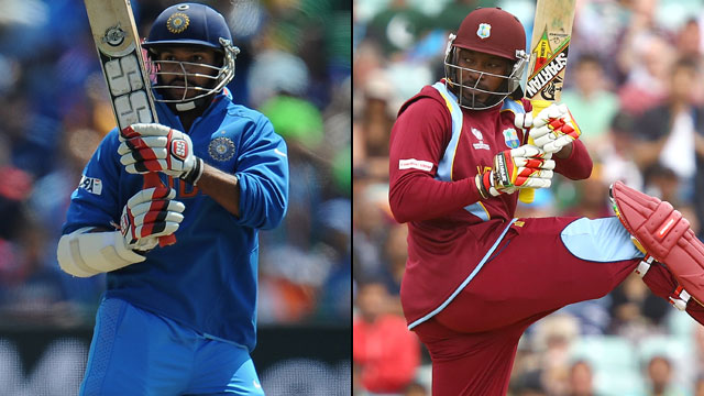 India vs. West Indies