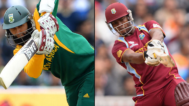 South Africa vs. West Indies