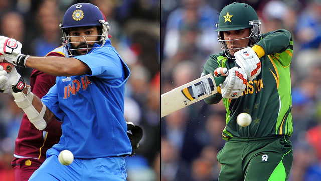 Watch India vs. Pakistan Live Online at WatchESPN