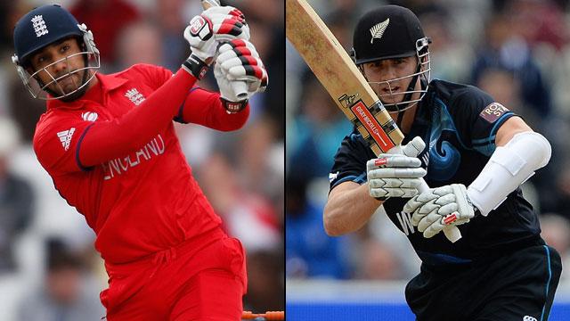 England vs. New Zealand