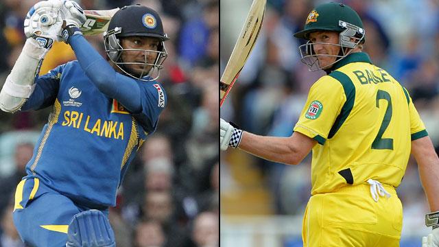 Sri Lanka vs. Australia