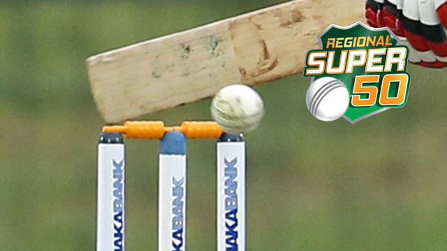 Windward Islands vs. Combined Campuses & Colleges (1st Innings Final)