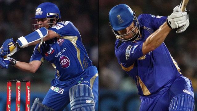 Mumbai Indians vs. Rajasthan Royals (Final)