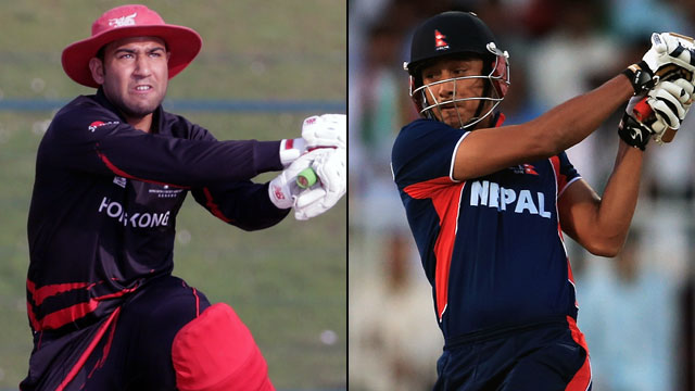 Nepal vs Hongkong - T20 World cup 2014