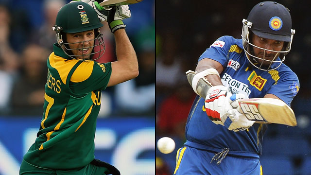 South Africa vs. Sri Lanka (1st ODI)