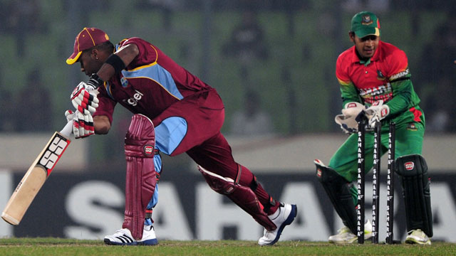 West Indies vs. Bangladesh (4th ODI)