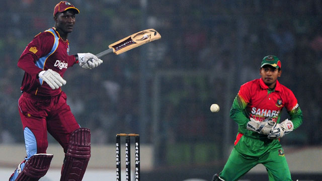 West Indies vs. Bangladesh (5th ODI)