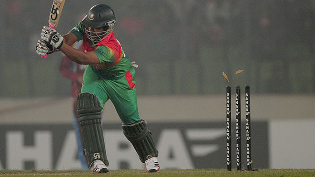 West Indies vs. Bangladesh (1st T20)