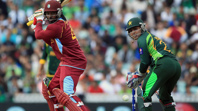 Pakistan vs. West Indies