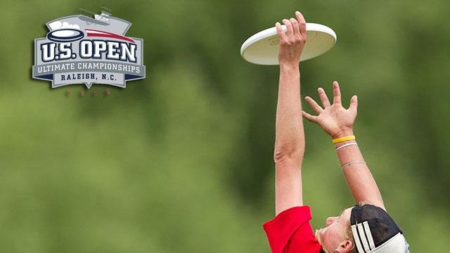2013 U.S. Open Ultimate Championships- Men's Division Semifinal #2