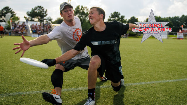 USA Ultimate National Championships (Men's Semifinal #1)