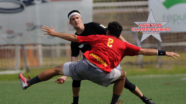 USA Ultimate National Championships (Men's Semifinal #2)