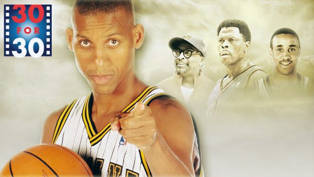30 For 30: Winning Time: Reggie Miller vs. The New York Knicks presented by Levi's