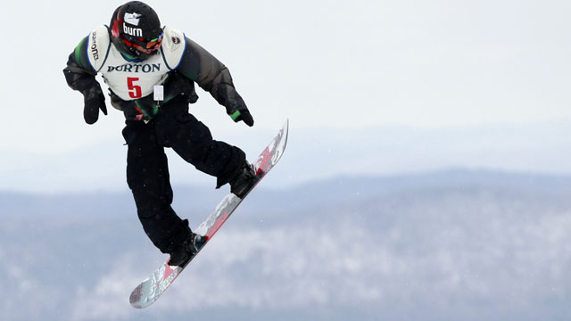 Air And Style: Beijing (Snowboarding)
