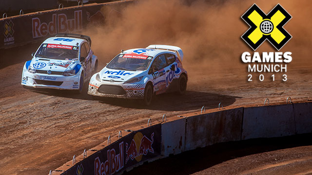 X Games Munich: Ford Rallycross- Race #1