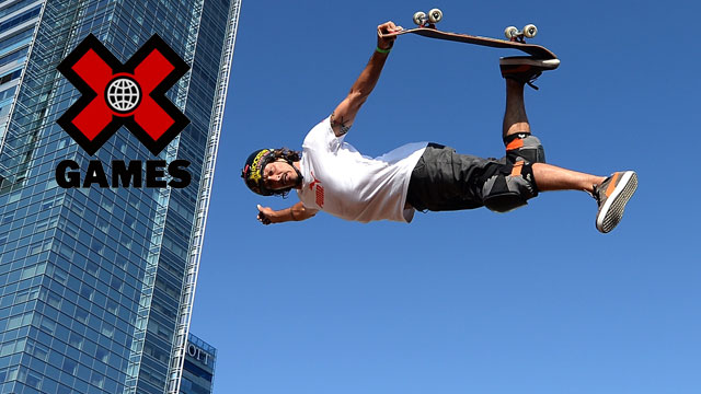 X Games Los Angeles: Skateboard Vert Elimination