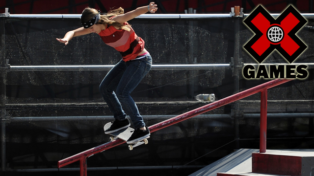 X Games Los Angeles: Women's Skateboard Street