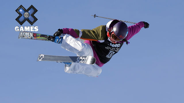 X Games Aspen: Women's Ski Superpipe Final