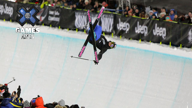 X Games Aspen: Men's Ski Superpipe Eliminations