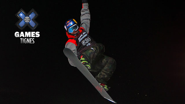 X Games Tignes