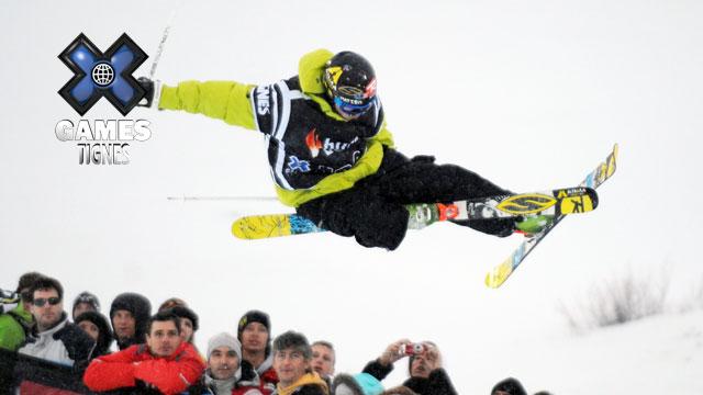 X Games Tignes: Men's Ski Superpipe Eliminations