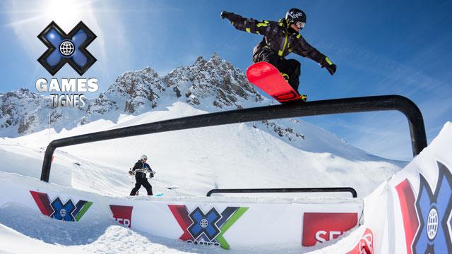 X Games Tignes: Men's Snowboard Slopestyle Final