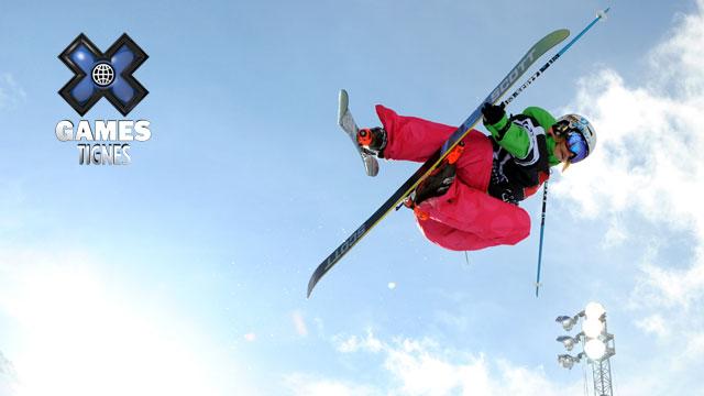 X Games Tignes: Women's Ski Superpipe Final
