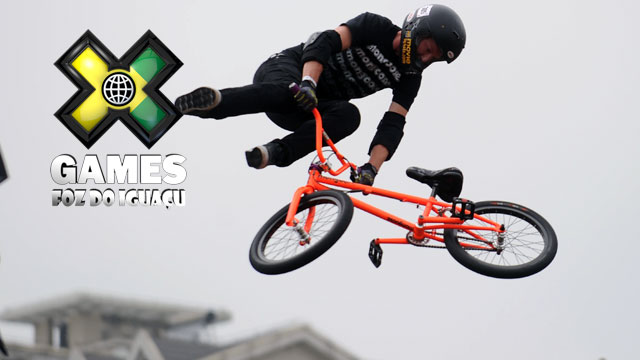 X Games Foz Do Iguacu