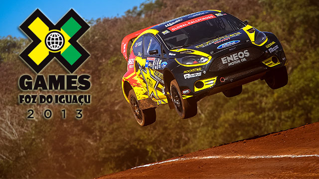 X Games Foz Do Iguacu