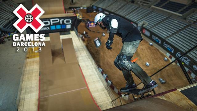X Games Barcelona: Skateboard Big Air
