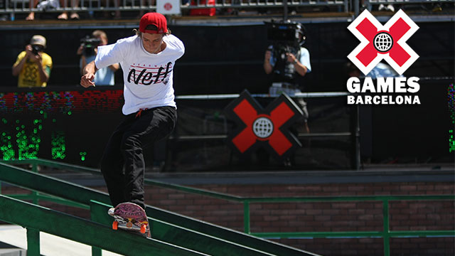 X Games Barcelona: Street League Skateboarding Select Series