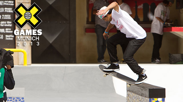 X Games Munich: Street League Skateboarding Select Series