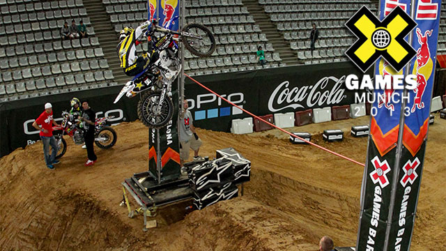 X Games Munich: Moto X Best Whip/Moto X Step Up/Moto X Speed & Style