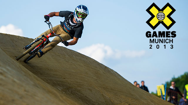 X Games Munich: Mountain Bike Slopestyle Eliminations