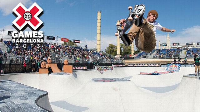 X Games Barcelona: BMX Street/Skateboard Park