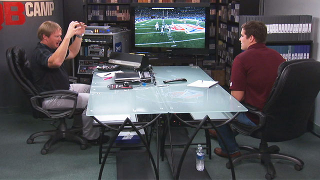 SportsCenter Special: Gruden's QB Camp - Luke Joeckel